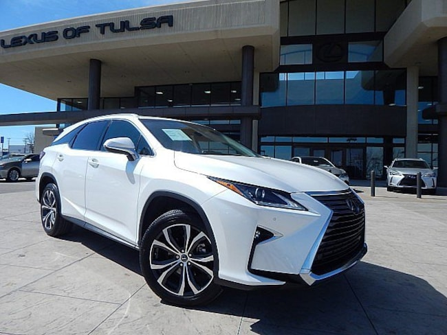Certified Pre-Owned 2018 LEXUS RX SUV for sale in Tulsa, OK