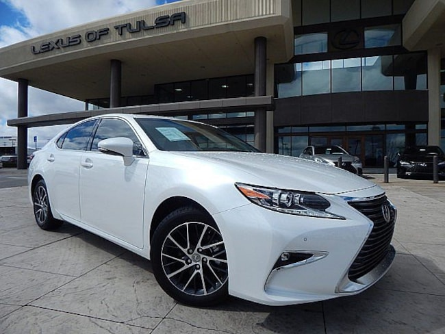 Used 2017 LEXUS ES Sedan for sale in Tulsa, OK