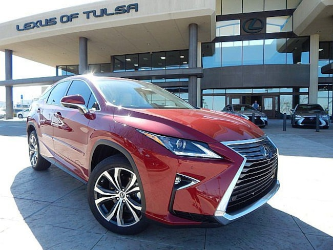 New 2019 LEXUS RX 350 SUV for sale in Tulsa, OK