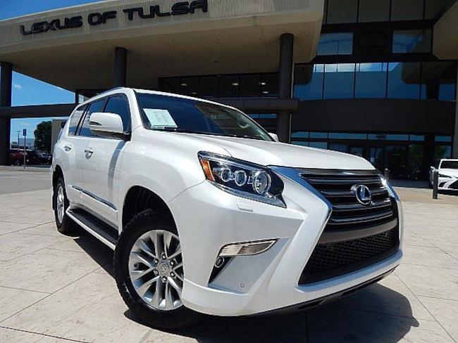 Used 2016 LEXUS GX SUV for sale in Tulsa, OK