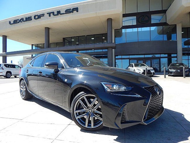 New 2019 LEXUS IS 300 Sedan for sale in Tulsa, OK