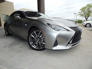 New 2019 LEXUS RC 300 F Sport Coupe for sale in Tulsa, OK