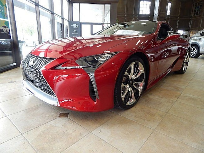 New 2019 LEXUS LC 500 Coupe for sale in Tulsa, OK