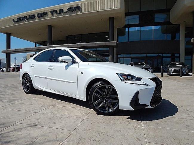 New 2019 LEXUS IS 300 Sedan for sale in Tulsa, OK