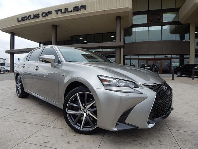 new 2019 lexus gs 350 f sport for sale at lexus of tulsa. Black Bedroom Furniture Sets. Home Design Ideas