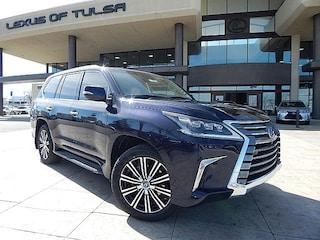 New 2019 LEXUS LX 570 Three-ROW SUV for sale in Tulsa, OK