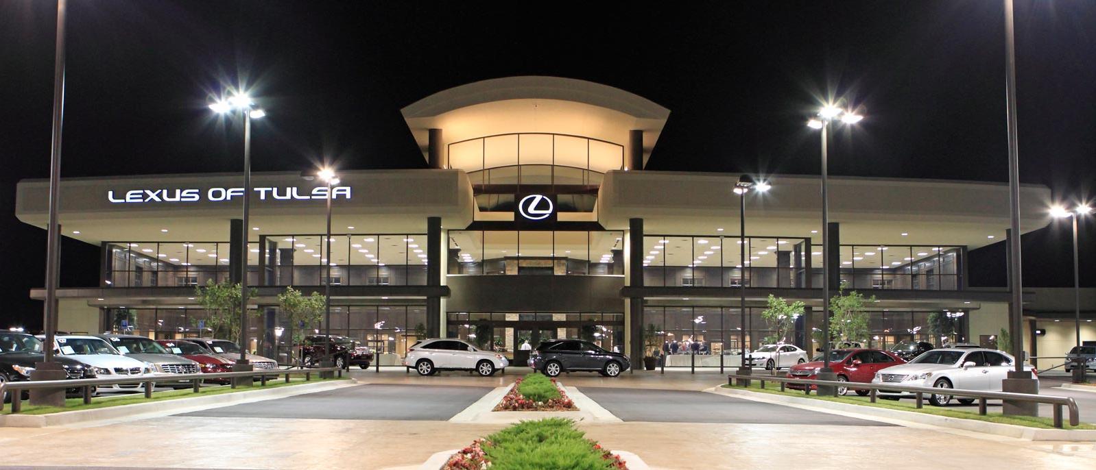 Car Dealerships In Tulsa >> Tulsa Lexus Of Tulsa New Used Lexus Cars