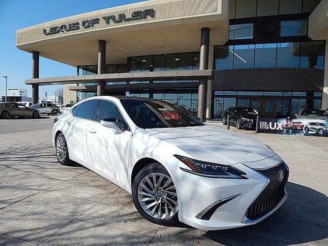 New 2019 LEXUS ES 350 Ultra Luxury Sedan for sale in Tulsa, OK