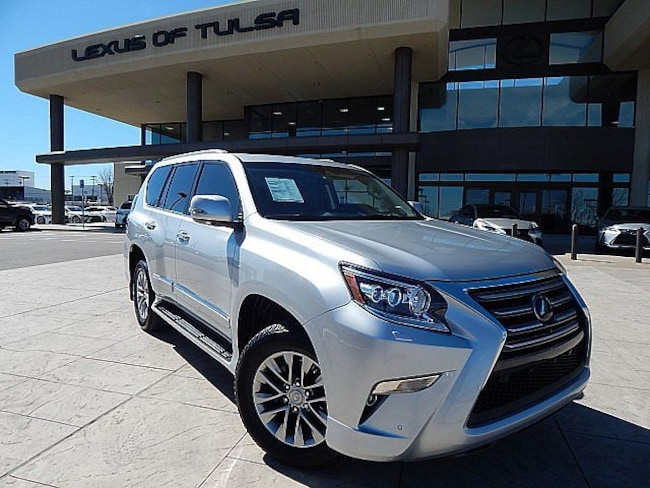 Certified Pre-Owned 2018 LEXUS GX SUV for sale in Tulsa, OK