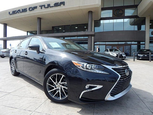Used 2018 LEXUS ES Sedan for sale in Tulsa, OK