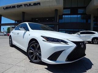 New 2019 LEXUS ES 350 F Sport Sedan for sale in Tulsa, OK