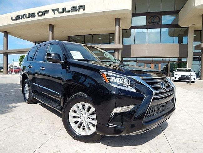 Certified Pre-Owned 2017 LEXUS GX SUV for sale in Tulsa, OK