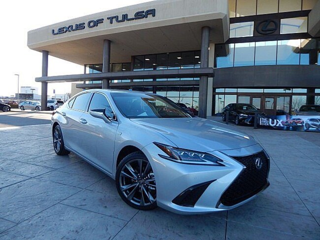 New 2019 LEXUS ES 350 F Sport Sedan for sale in Tulsa, OK