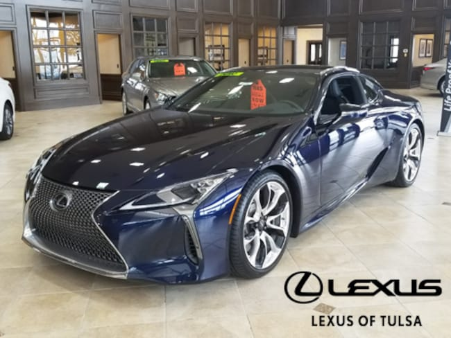 New 2018 LEXUS LC 500 For Sale | Tulsa OK