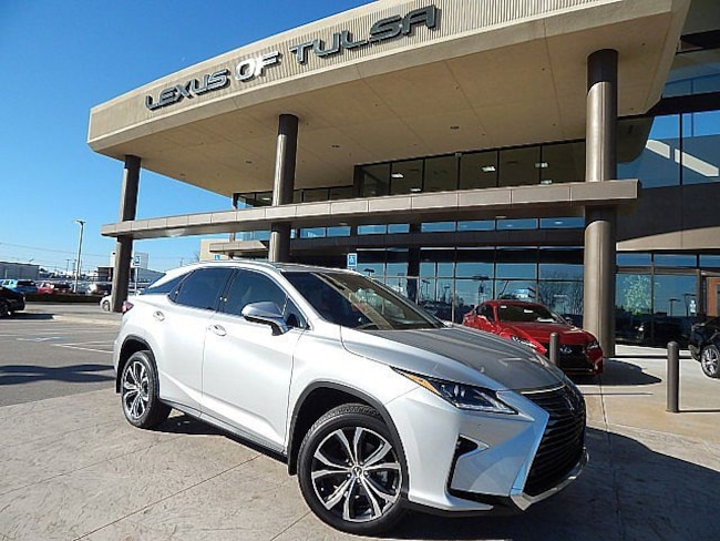 New 2019 LEXUS RX 350 SUV for sale in Tulsa, OK
