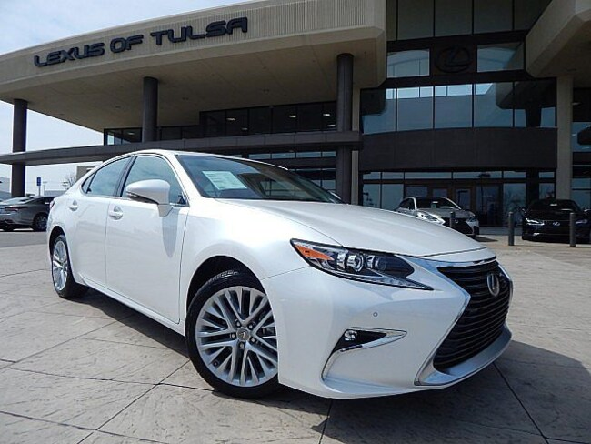 Used 2018 LEXUS ES Sedan for sale in Tulsa, OK