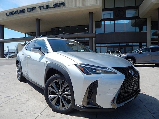 New 2019 LEXUS UX 200 F Sport SUV for sale in Tulsa, OK