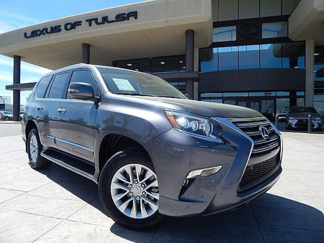 Certified Pre-Owned 2016 LEXUS GX SUV for sale in Tulsa, OK
