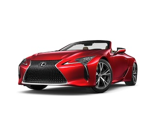 New 2021 LEXUS LC 500 Convertible Convertible for sale in Tulsa, OK