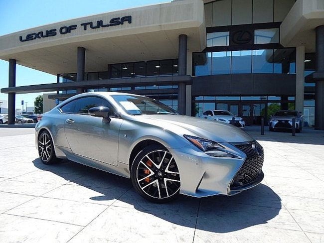 Used 2018 LEXUS RC Coupe for sale in Tulsa, OK