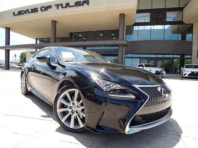Certified Pre-Owned 2015 LEXUS RC Coupe for sale in Tulsa, OK