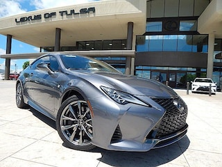 New 2019 LEXUS RC 350 Coupe for sale in Tulsa, OK