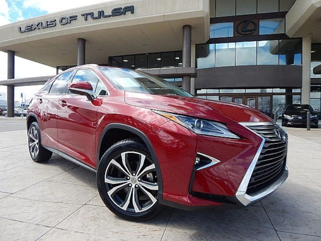 Certified Pre-Owned 2016 LEXUS RX SUV for sale in Tulsa, OK