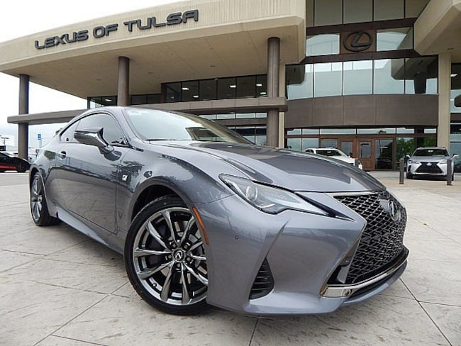 New 2019 LEXUS RC 300 F Sport 300 Coupe for sale in Tulsa, OK