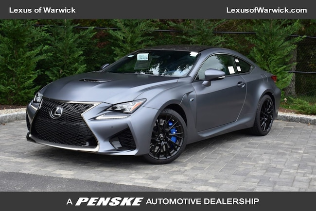 New 2019 LEXUS RC F Coupe for Sale in Warwick RI