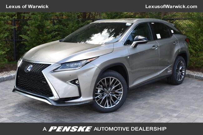 New 2019 LEXUS RX 450h F Sport SUV for Sale in Warwick RI
