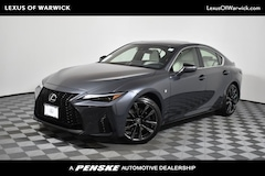 2021 LEXUS IS 350 F SPORT AWD Sedan