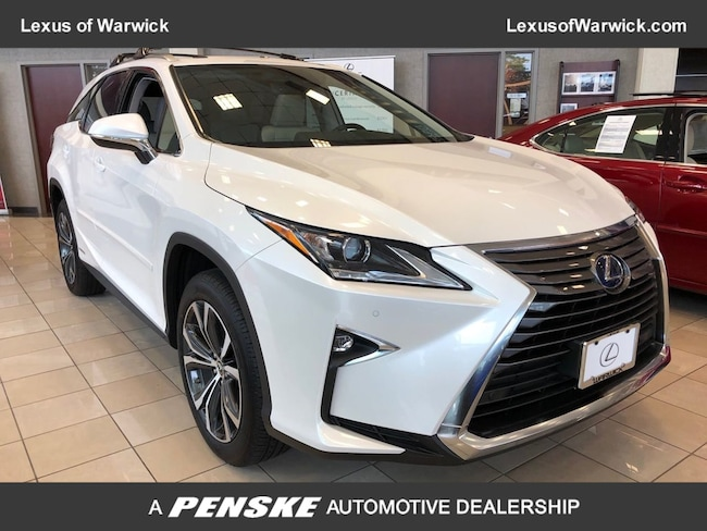 New 2019 LEXUS RX 450hL SUV for Sale in Warwick RI
