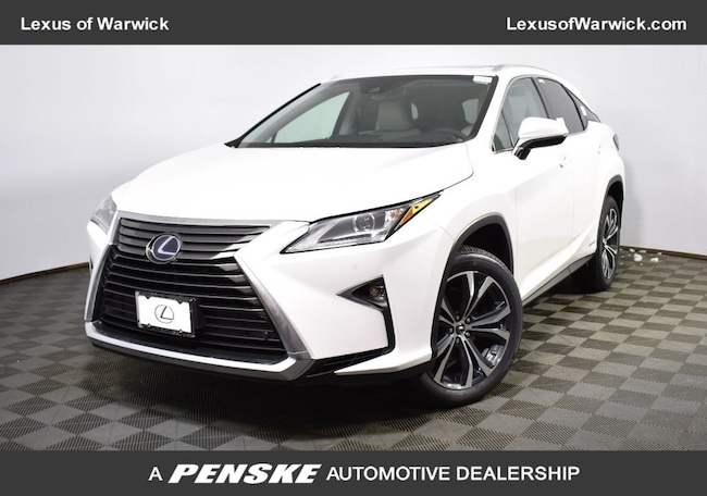 New 2019 LEXUS RX 450h SUV for Sale in Warwick RI