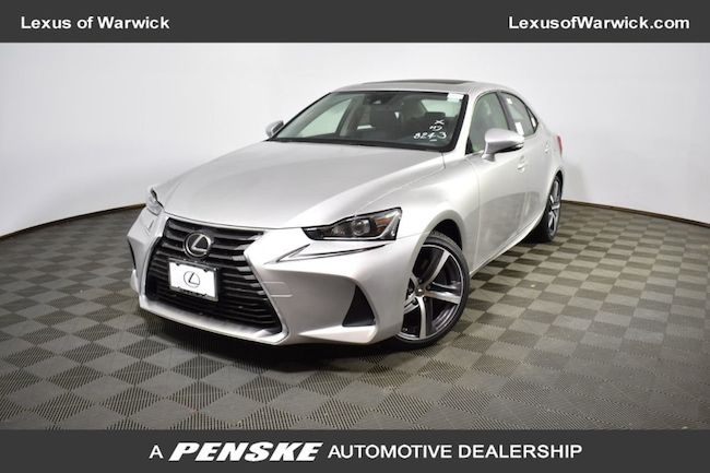 New 2019 LEXUS IS 300 Sedan for Sale in Warwick RI