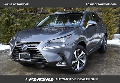Used 2019 Lexus Nx 300h For Sale At Lexus Of Warwick Vin
