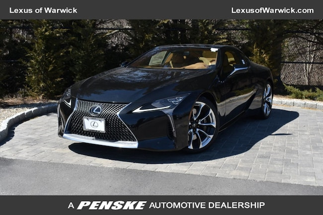 New 2018 LEXUS LC 500 Coupe for Sale in Warwick RI