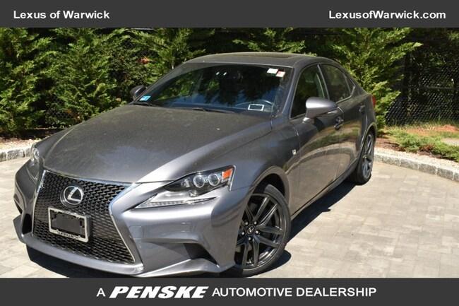 Used 2016 LEXUS IS 300 Sedan for Sale in Warwick RI