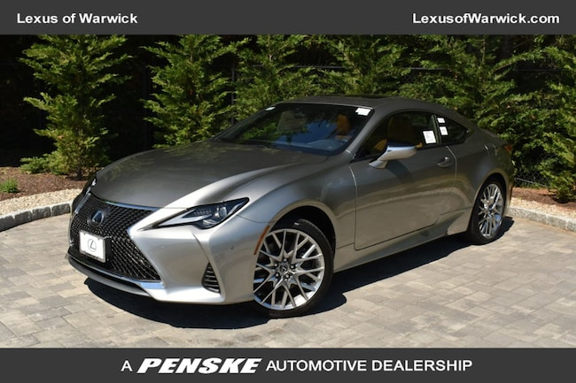 New 2019 LEXUS RC 300 Coupe for Sale in Warwick RI