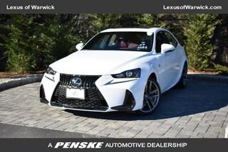 New 2019 LEXUS IS 300 Sedan for Sale in Warwick RI