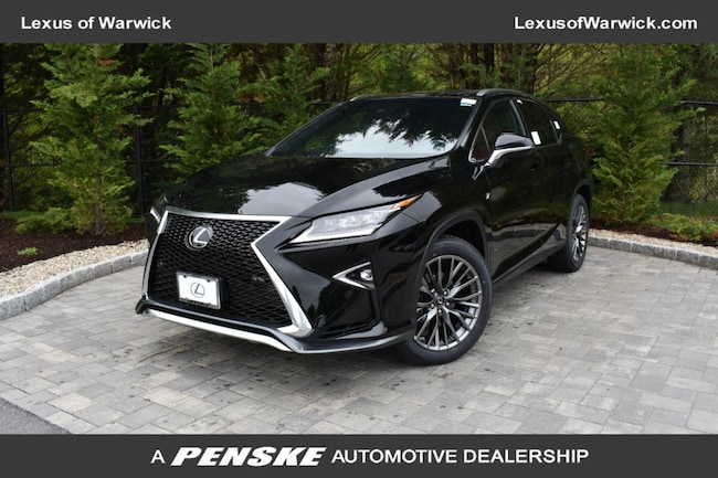 New 2019 LEXUS RX 350 F Sport SUV for Sale in Warwick RI
