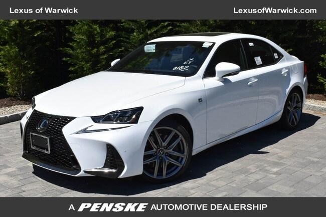 New 2019 LEXUS IS 350 Sedan for Sale in Warwick RI