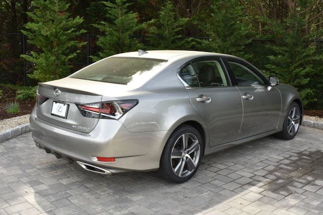 Used 2016 LEXUS GS 350 For Sale at Lexus of Warwick | Stock