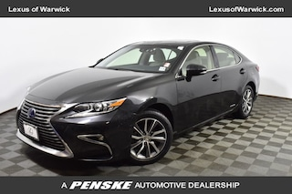 Certified Pre-Owned 2016 LEXUS ES 300h Sedan for Sale in Warwick RI