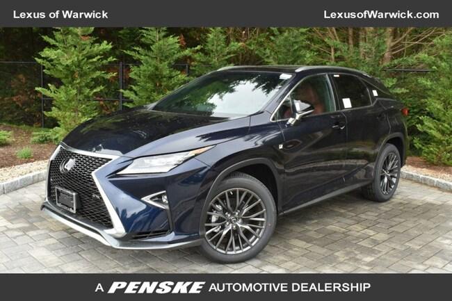 New 2019 LEXUS RX 350 F Sport SUV for Sale in Warwick RI