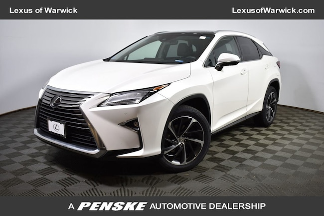 Used 2016 LEXUS RX 350 SUV for Sale in Warwick RI