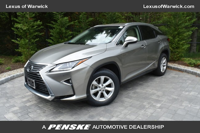 Used 2017 LEXUS RX 350 SUV for Sale in Warwick RI