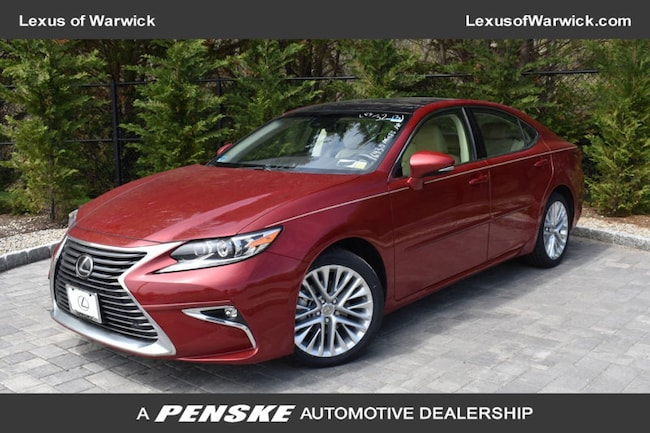 Used 2016 LEXUS ES 350 Sedan for Sale in Warwick RI