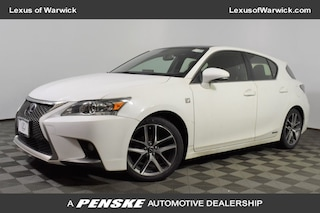Used 2015 LEXUS CT 200h Hatchback for Sale in Warwick RI
