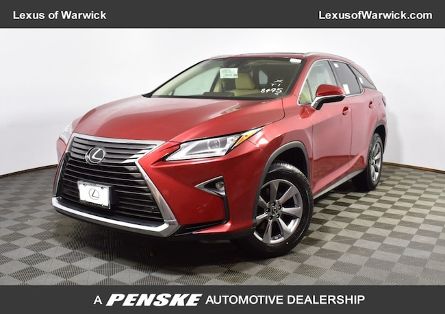 New 2019 LEXUS RX 350L SUV for Sale in Warwick RI