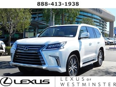 2019 LEXUS LX SUV